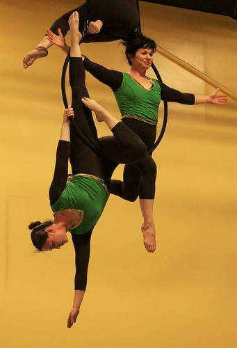Frequent Flyers Aerial Dance w SSO
