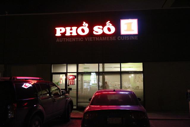 Pho So 1 - Calgary, Alberta