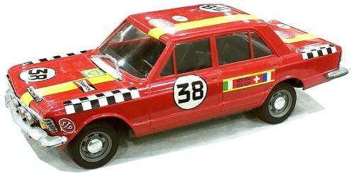 Pocher Fiat 130 Rally