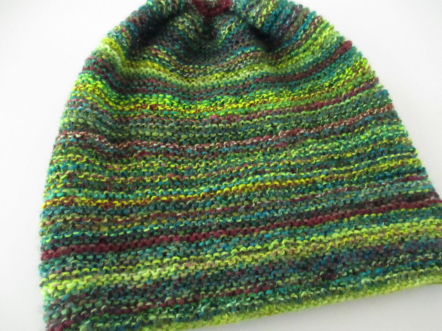 Handspun Rikke Hat