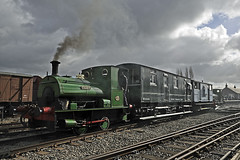 Chasewater Railway Winter Steam Gala 1st March 2015