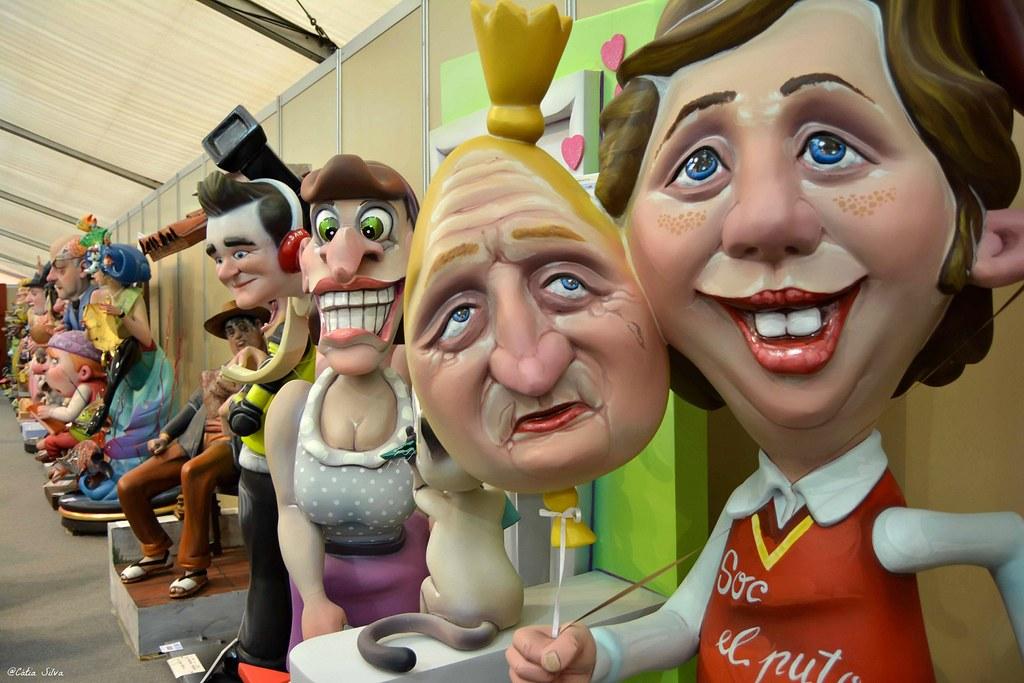 Fallas 2015 - Exposición del Ninot (18)