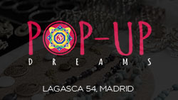 Pop up Dreams store Madrid Lagasca 54
