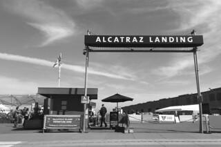 Sunday Streets Embarcadero - Alcatraz Landing