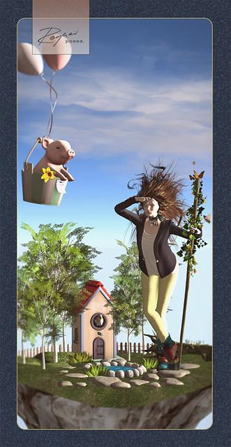 CyoT & ROQUAI - Tarot Fool #2