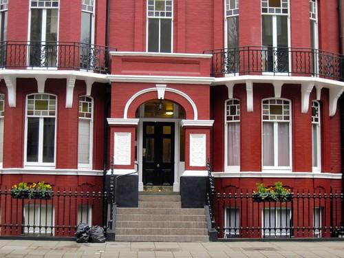 Marylebone Details (Chiltern Street)