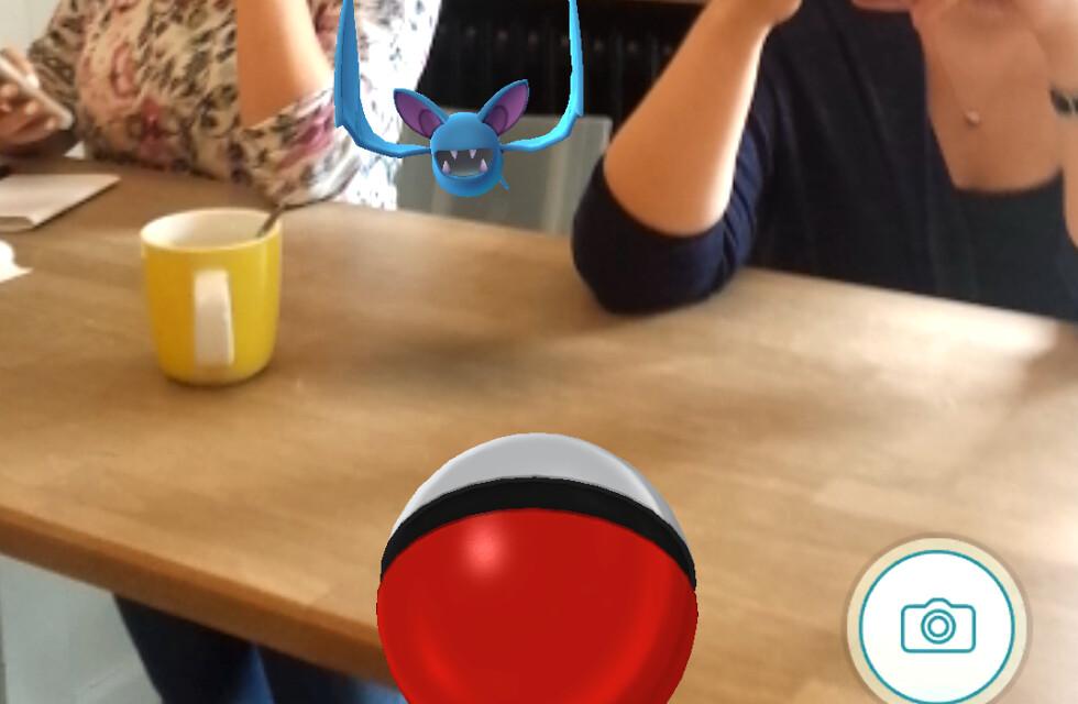 Pokémon-Angriff