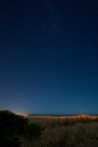 <p>Night At Paraparaumu Beach</p>