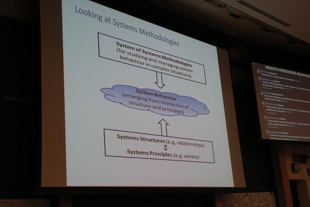 Jennifer Wilby, Systems Methodologies