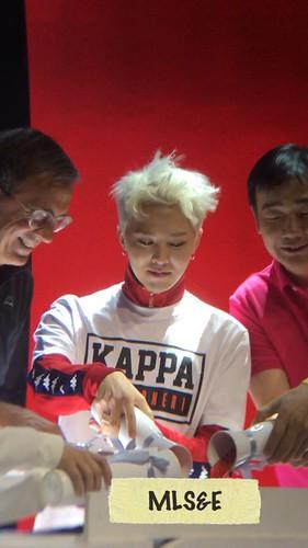 G-Dragon - Kappa 100th Anniversary Event - 26apr2016 - MyLadies - 08