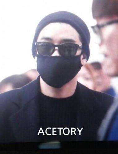 Big Bang - Incheon Airport - 21mar2015 - Seung Ri - Acetory - 03
