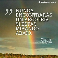 #blogauroradecinemafrases  #charleschaplin #rainbow #look #see #toptags #clouds #cool #20likes #weather #instagood
