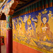 Thikse monastery by Steve Harmston