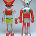 Pachi Getter Robo x2 by scobot