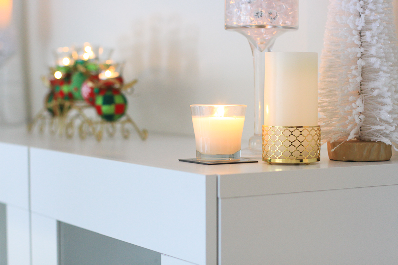 candle home decor