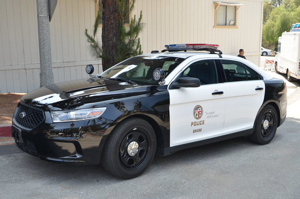 Common Lapd Police Vehicles General Miscellaneous Discussion