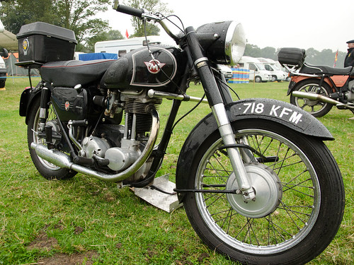 Matchless G3/LS (1959)