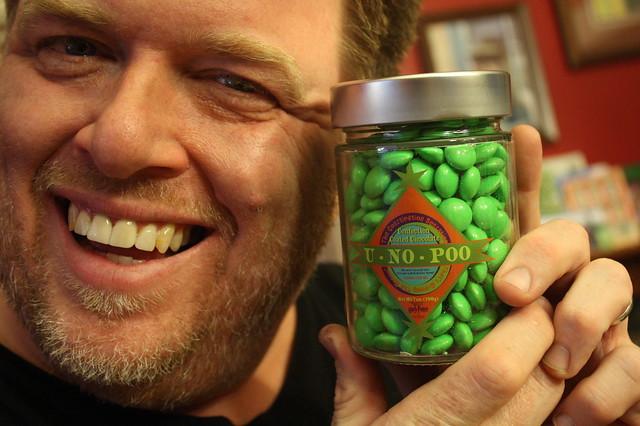 U-No-Poo Pills from the Weaseley's Joke Shop