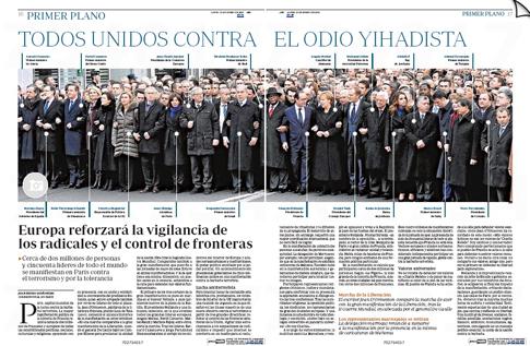 15a12 Cabecera Gran Manifestación nacional internacional contra terrorismo solidaridad Charlie Hebdo Uti 485