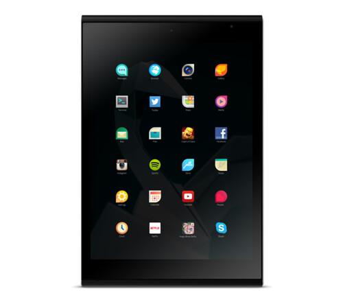 Jolla Tablet / Sailfish OS