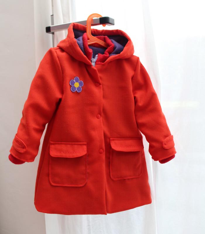 De warme jas