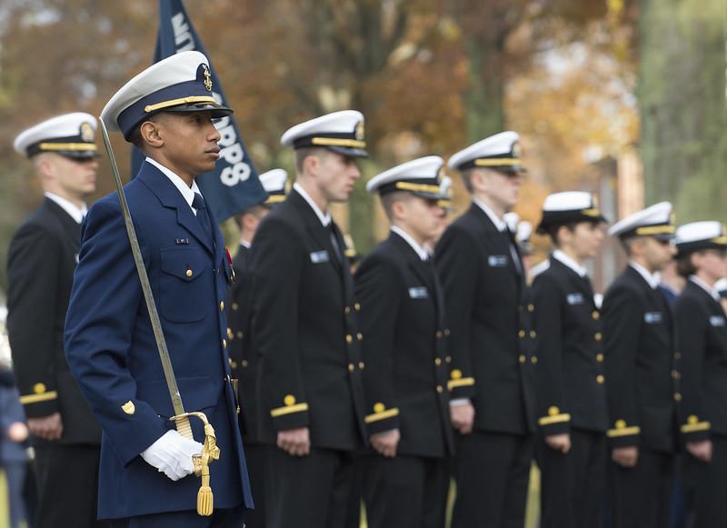 Coast guard officer programs - Ocs officer candidate school ...