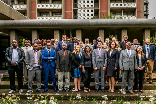 South-South cooperation High Level Seminar on Urban WASH and River Basin Management.