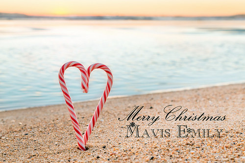 Mavis Emily's Holiday Heart