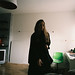 Untitled [Magda, Leaving] 2014 by George Nebula