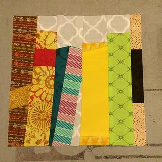 For my daughter's quilt #POD #projectofdoom #projectofdoom2015