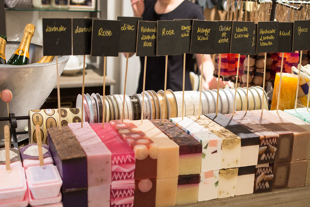 Sabon Store Opening Event in Cologne