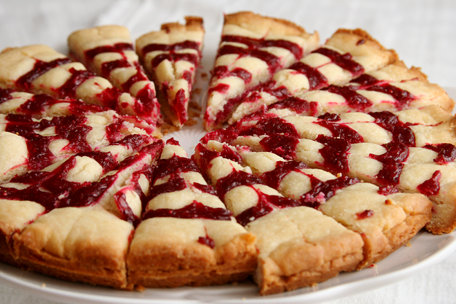 cranberry shortbread 4