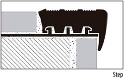 step PVC esquema