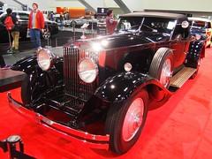 1932 Rolls Royce Phantom II Henley Roadster 1