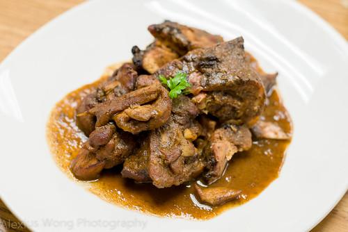 Jerk Chicken/Brown Stew
