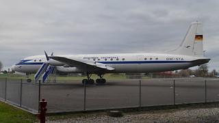 Iljuschin IL-18W