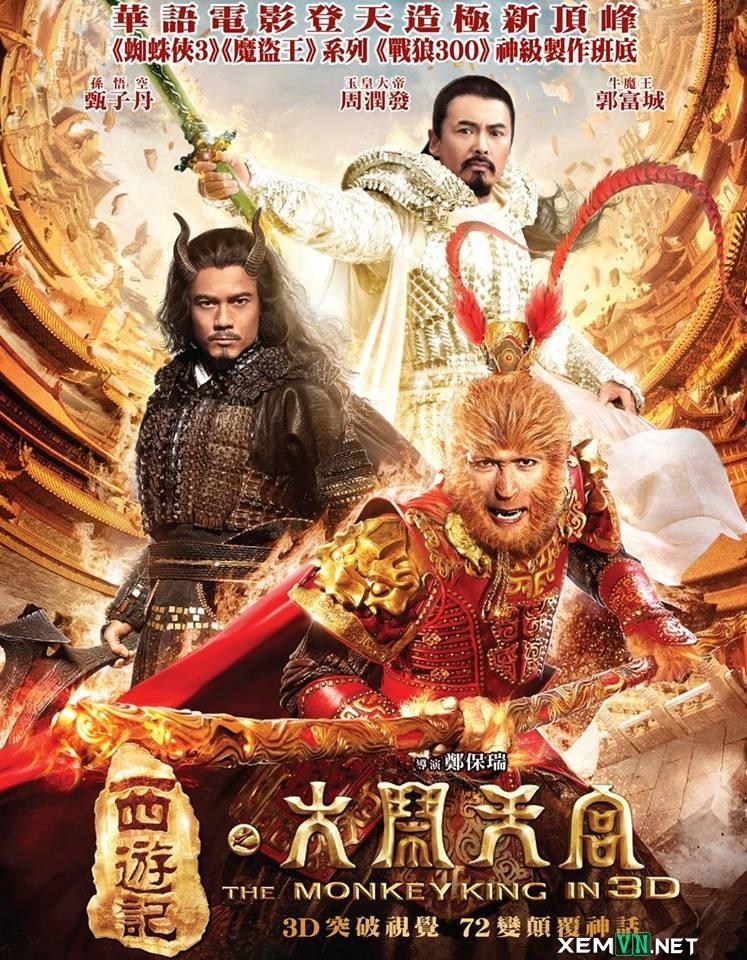 Tây Du Ký: Đại Náo Thiên Cung - The Monkey King (2014)
