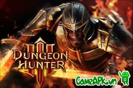 Dungeon Hunter 3 v1.5.2c hack full vàng & kim cương cho Android