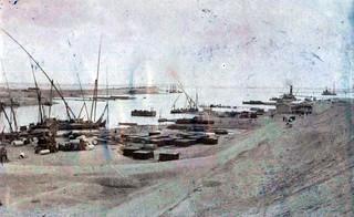 Suez Canal-Ferry Post