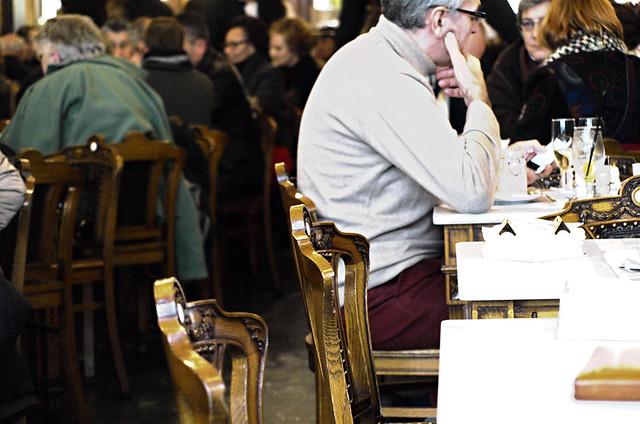 Cafe smart phone