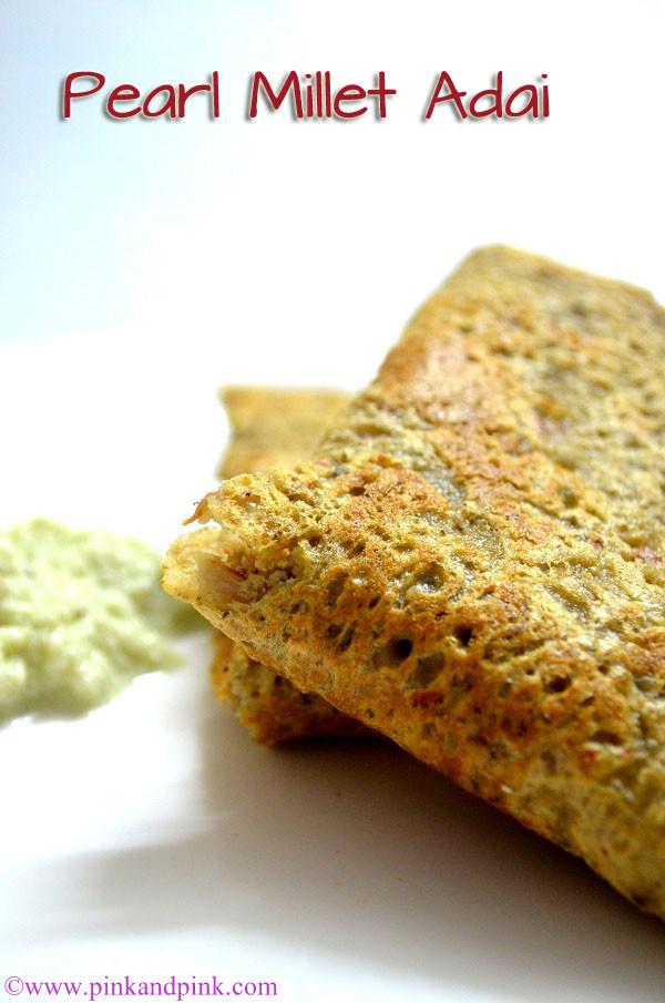 Bajra recipe