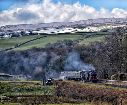 crab steam locomotive elr k4 lms lner gresley 13065 irwellvale hughesfowler thegreatmarquess