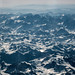 Aerial View Of The French Alps by cliff.hellis
