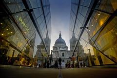 UK - London - One New Change at dusk 02_SAM_0157
