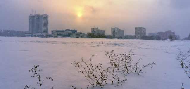 Kemerovo, February