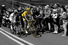 Jens Voight in Yellow