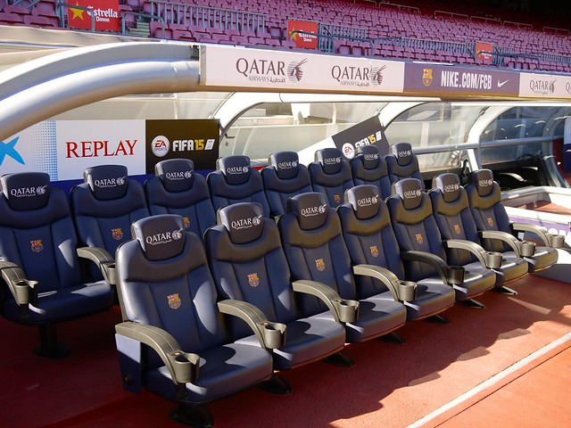 Spain Barcelona Camp Nou 4