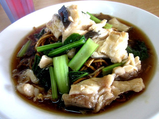 Brother Sing fish noodles 1
