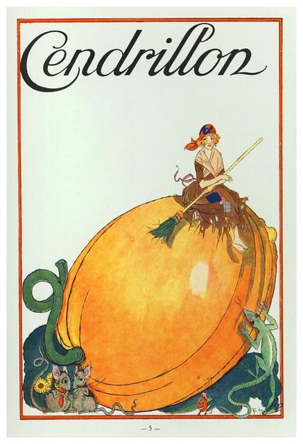 003-Contes de Perrault-1926. Ilt. Por Lorioux -© Universitätsbibliothek Braunschweig