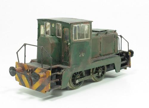 My scratchbuilt loco 2